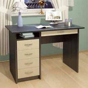 Письменный стол на четыре выдвижных ящика «С-32»