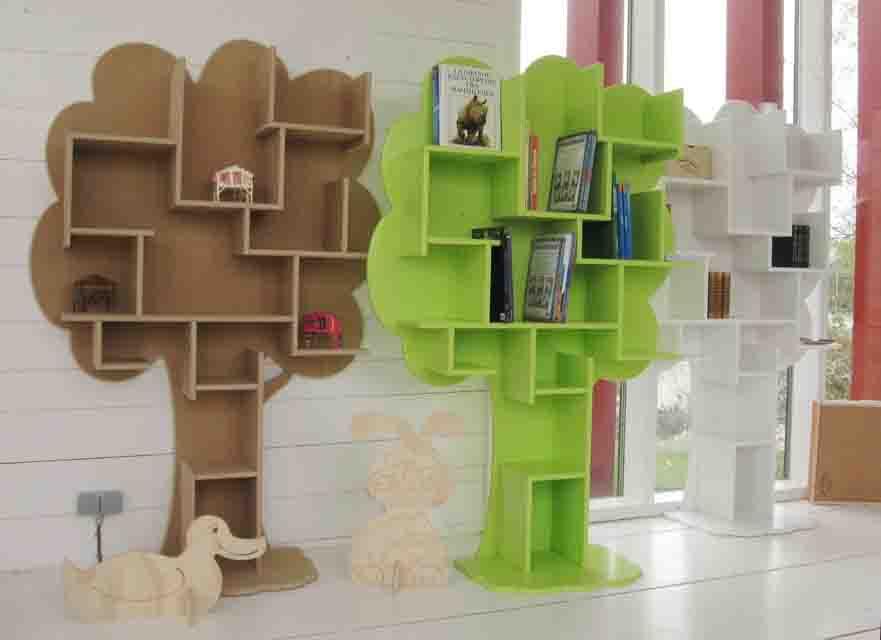 Деревянный стеллаж для игрушек своими руками 35