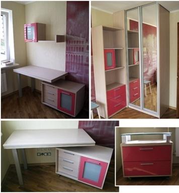 Программа мебели для детской