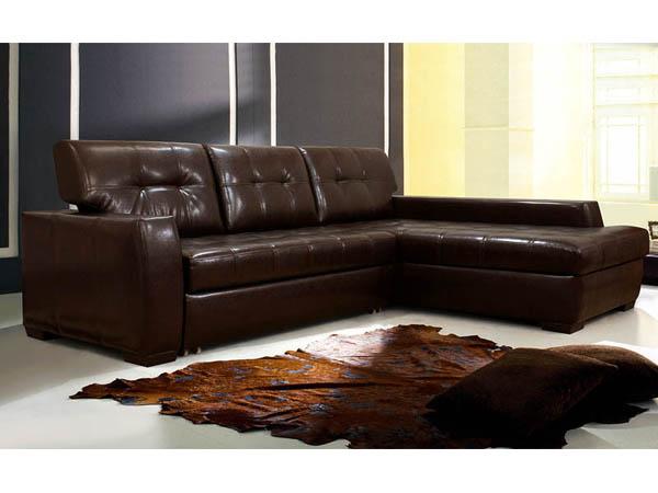 Просторный угловой диван «Практик»