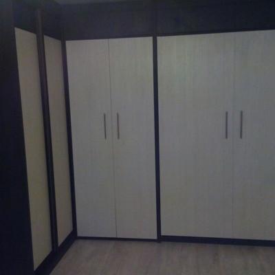 Шкаф-кровать компактная