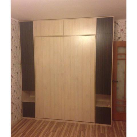 Шкаф-кровать широкая