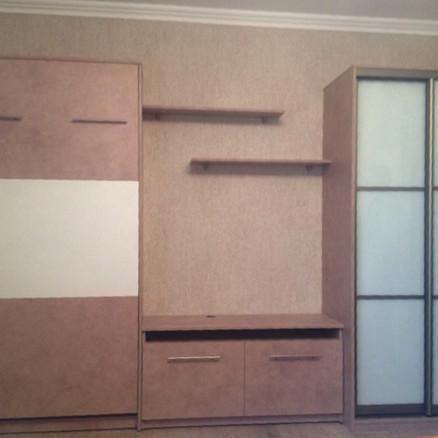Шкаф-кровать современный