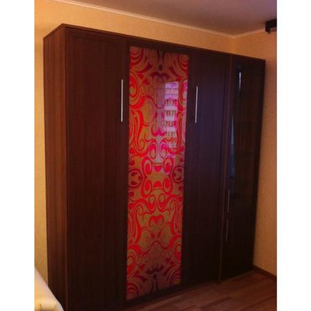 Шкаф-кровать вертикальная