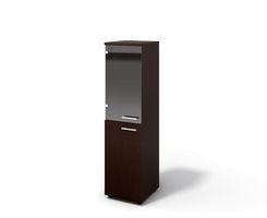 Шкаф для документов со стеклом «Б-6.1540»