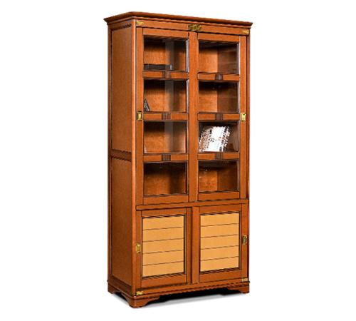 Шкаф для книг «Марина» СКМ-001-15