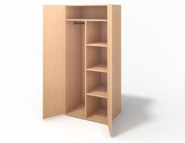 Шкаф для одежды «С-016Р»