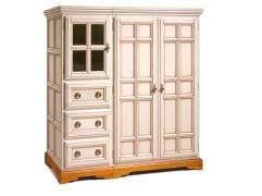 Шкаф для одежды «Сальвина» СКМ-003-21