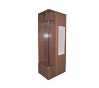 Шкаф для одежды угловой КС-006-19