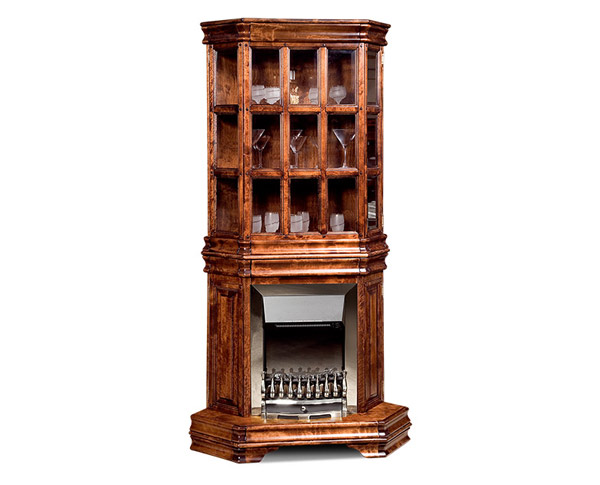 Шкаф с элементом обогрева СКМ-002-29-01