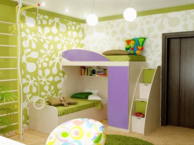 Система для детской комнаты