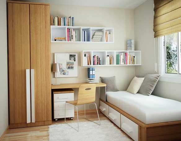 Современная мебель для комнаты подростка