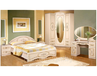 Спальня в классическом стиле «Василиса»