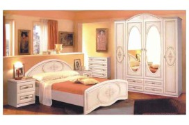 Спальня «Василиса» с патиной
