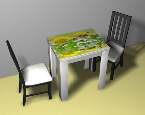 Стол-трансформер обеденный «Алтай»