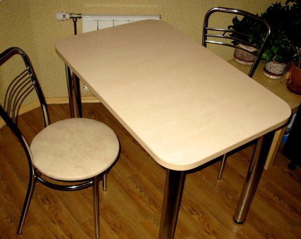Стол для кухни береза