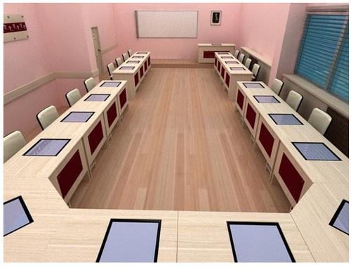 Стол для переговоров модульный