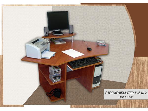 Стол компьютерный «№2»