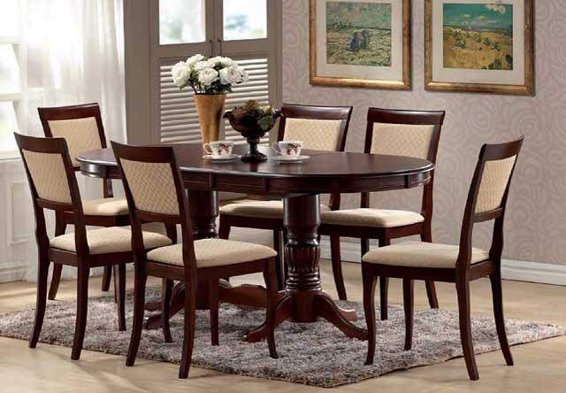 Стол обеденный деревянный (раскладной) «Anjelica»