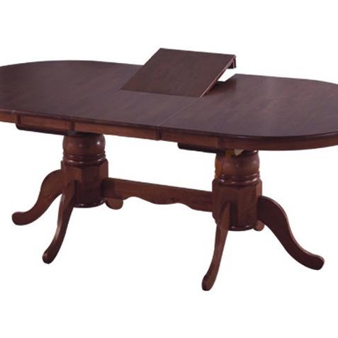 Стол обеденный из натурального дерева