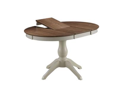 Стол обеденный раскладной «Jupiter bianco»