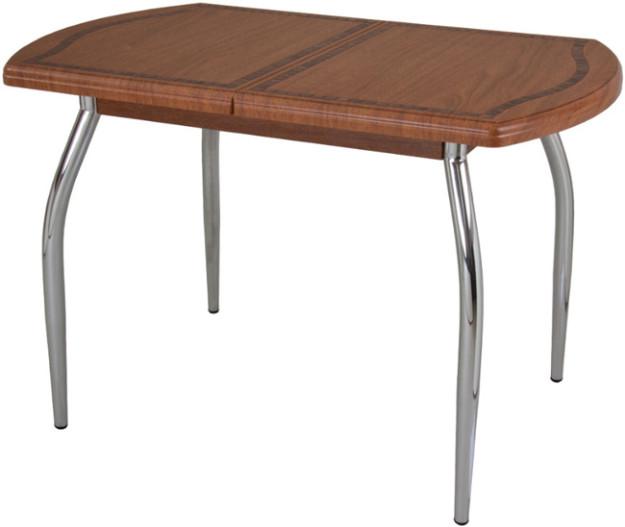 Стол обеденный с декором мозаики «Толедо ПО М3»