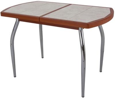 Стол обеденный с керамической плиткой «Шарди ПО»