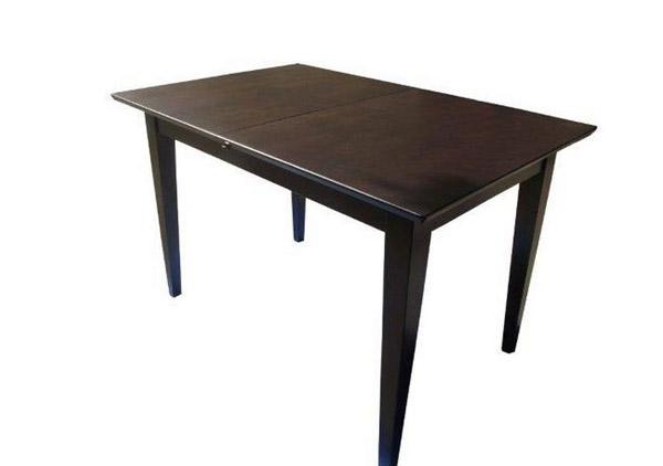 Стол обеденный с современной раздвижной системой