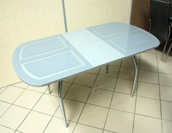 Стол «Портофино-2» серый