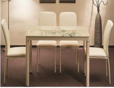 Стол стеклянный «Damar»