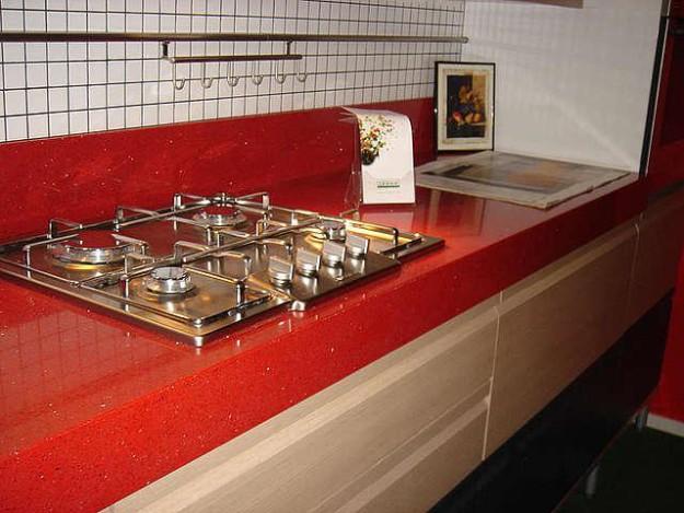 Столешница для линейной кухни