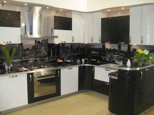 Угловая кухня «Лотос» К-23
