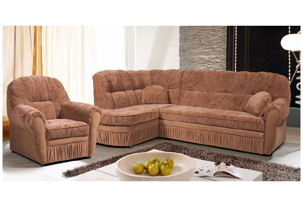Угловой диван-кровать «Натали 1»