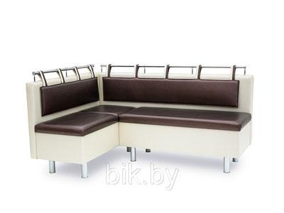 Угловой диван для кухни «Венус»