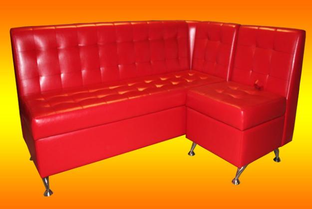Угловой кухонный диван «Мурано»