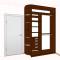 Создаем дизайн проект шкафа купе